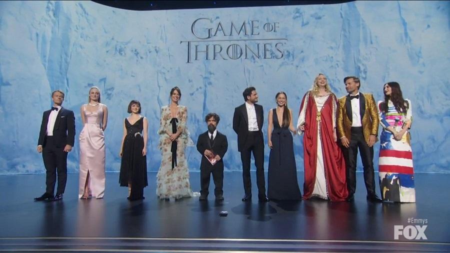 Emmy 2019: Por qué Isaac Hempstead Wright no subió al escenario