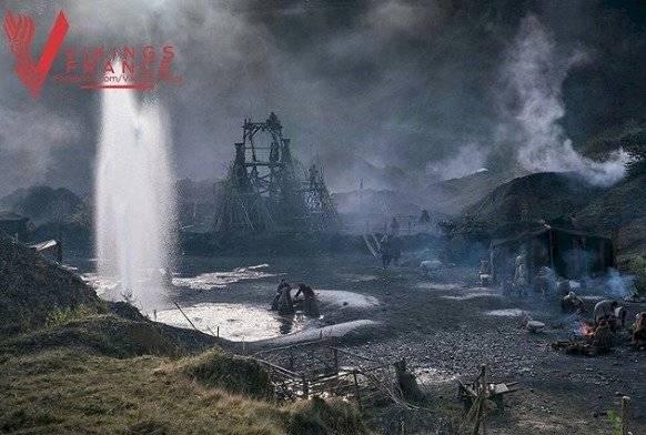 Vikings: nuevas imágenes de la última temporada