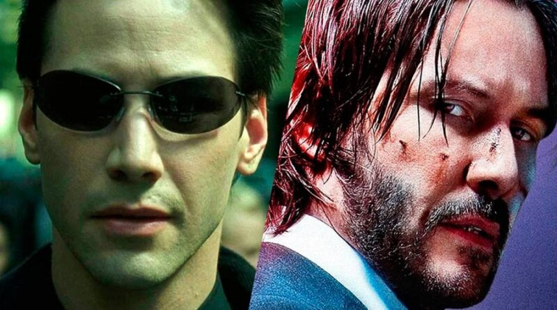 Keanu Reeves segun esta teoria no interpretara a Neo en Matrix 4