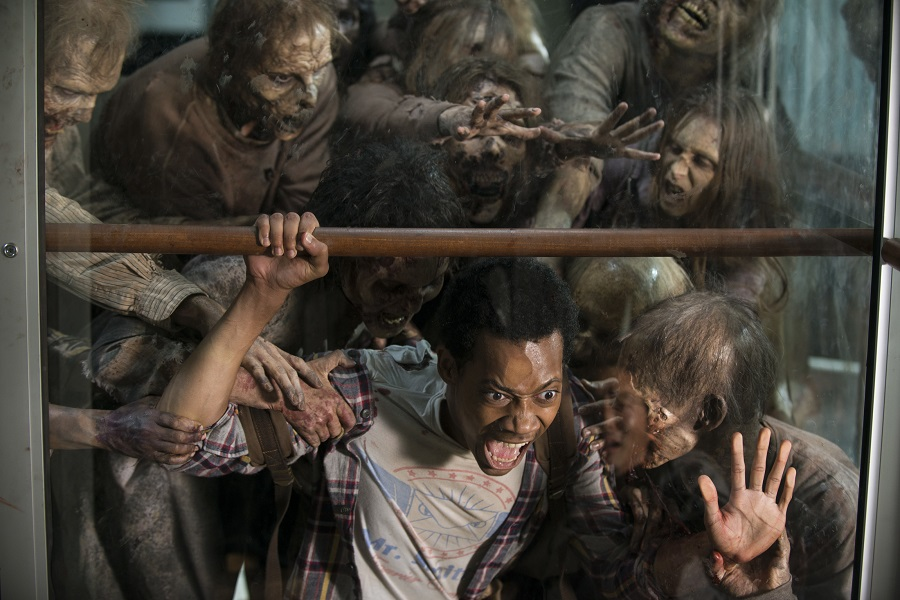 The Walking Dead 8 teorias que explican el origen del virus zombie